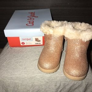 Toddler Girl Fall/Winter Boots